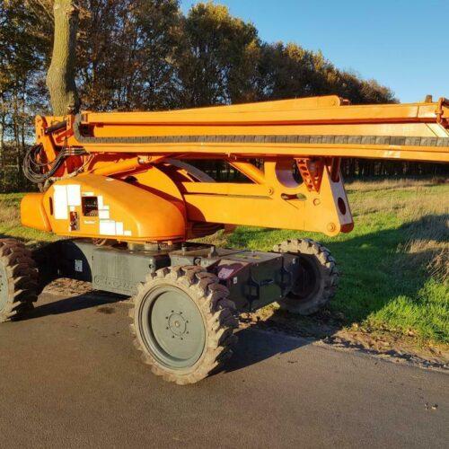 Niftylift HR21D Knikarmhoogwerker 21 meter 4x4 diesel