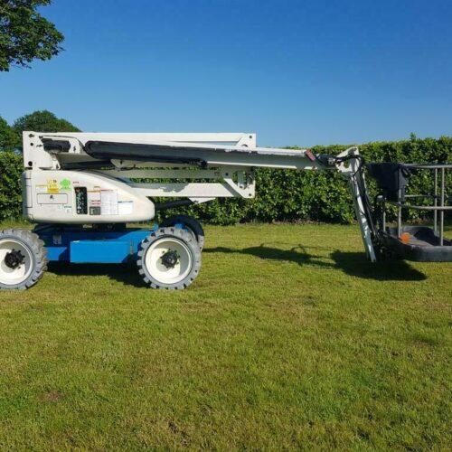 Niftylift HR17 Knikarmhoogwerker 17 meter 4x4 Hybride