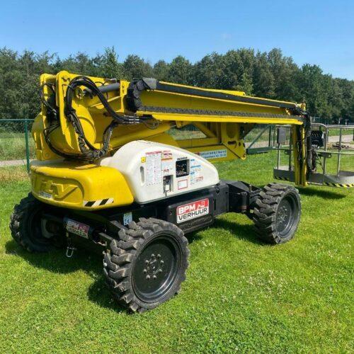 Niftylift HR21D 4x4 diesel knikarmhoogwerker 21m hoogwerker 2