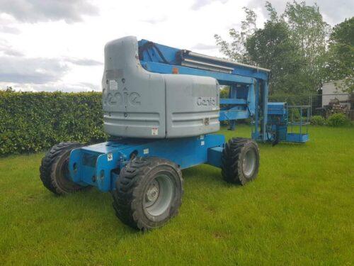 Genie Z60-34 Knikarmhoogwerker 20 meter 4x4 diesel