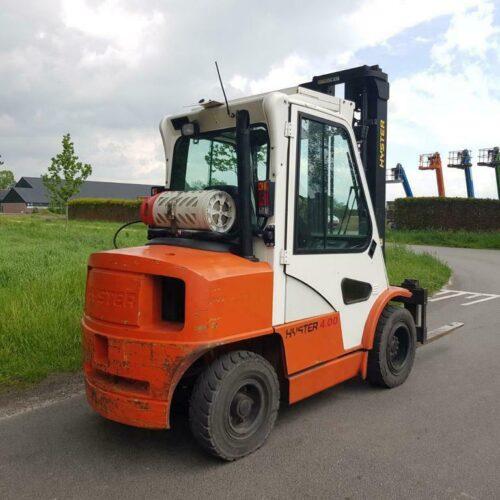 Hyster H4.00XMS Vorkheftruck 4tons Lpg 4000kg