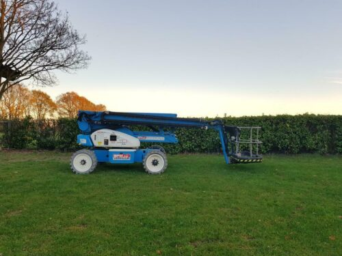 Niftylift HR21DE Knikarmhoogwerker 21 meter Hybride